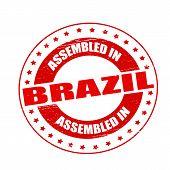 Assembled In Brazil