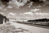 image of schoenbrunn  - Vienna Austria  - JPG