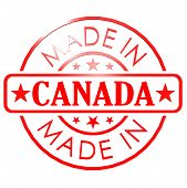 Made In Canada Red Seal