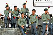 Nepalese Soldiers
