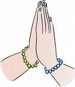 Buddha hands
