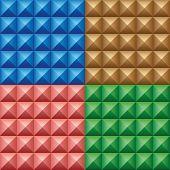 Set Of Convex Pyramids