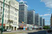 Sw Marcin Street In Poznan, Poland