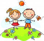 Happy children