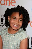 LOS ANGELES - FEB 5:  Taliyah Whitaker at the 46th NAACP Image Awards Non-Televised Ceremony  at a Pasadena Convention Center on February 5, 2015 in Pasadena, CA
