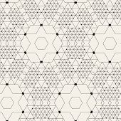 stock photo of node  - Vector Modern Pattern - JPG