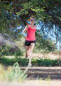Fast Woman Runner
