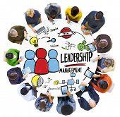 Diversity People Leadership Management Digital Communication Meeting Concept