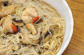 Healthy Herbal Noodles