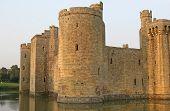 Castillo de inglés