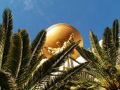Close Up Monument View In Las Vegas