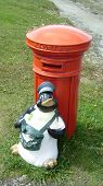 Penguin Postie