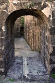 An Old Stone Arch