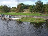 Sunken Barge