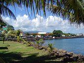Apia Harbour, Samoa