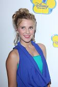 LOS ANGELES - AUG 21:  Caroline Sunshine at the D23 Expo 2011 at the Anaheim Convention Center on Au