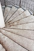 Escada em espiral