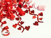 Valentines Day  Ribbon poster