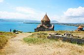 Sevanavank And Lake Sevan