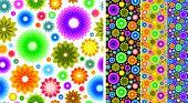 Flowerpattern Background