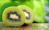 Fruta Kiwi orgânico
