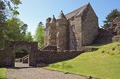 Medieval Scottish Castle