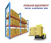 Storage Equipment.