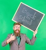 Apply For Sensational Educational Offer. Special Offer Discount Sale School Season. Back To School S poster
