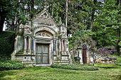 Crypt Or Mausoleum
