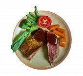 Fillet Of Beef Prince Albert poster