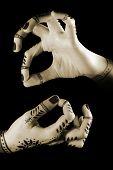 Dança das mãos