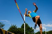 high jump in track and field