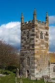 St. Wynwallow's Church Cornwall