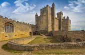 Castle of Beynac, France