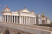 The Modern Look Of Skopje City, Macedonia