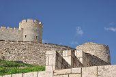 Skopje Fortress Kale - South Walls