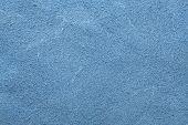 Blue Shammy Leather