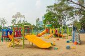 Children's Playground Leftover