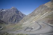 pic of aconcagua  - The Andes form the world - JPG