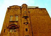 Retro Look Glasgow School Of Art