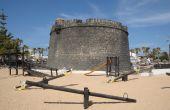 Castillo en Caleta De Fuste, Fuerteventura