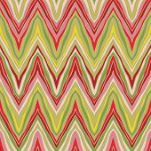 psychedelic linear zigzag pattern