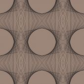 picture of crotch  - linear geometric art deco modern futuristic pattern - JPG