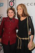 LOS ANGELES - NOV 4:  Gloria Allred, Gloria Steinem at the Equality Now Presents Make Equality Reali