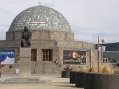 Adler Planetarium in Chicago, USA