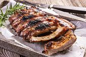 picture of spare  - spare ribs - JPG