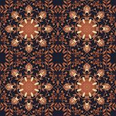 stock photo of marquetry  - Abstract artistic background - JPG