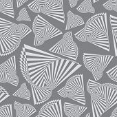 abstract seamless white and gray pattern eps10