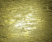 Gold Texture Wood