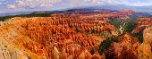 Beautiful Bryce Canyon, part of the scenic trail down